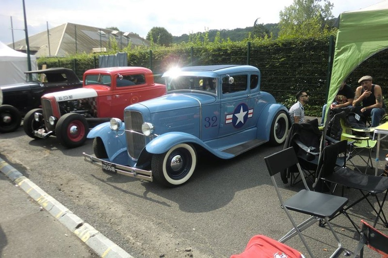Kustom and tattoo festval Parmain 2016 14317410