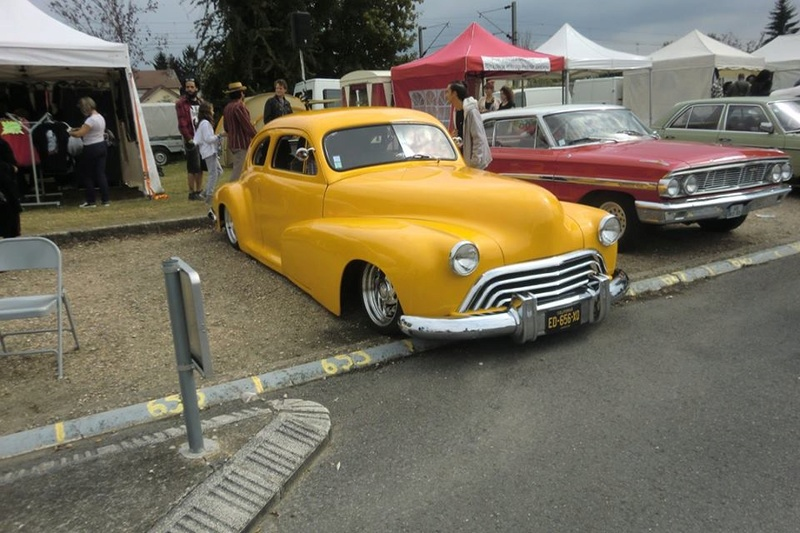 Kustom and tattoo festval Parmain 2016 14344110
