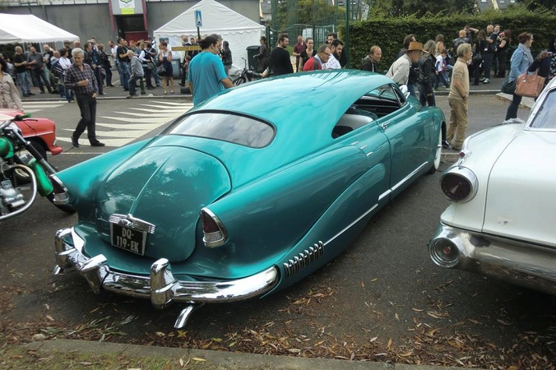 Kustom and tattoo festval Parmain 2016 14433111