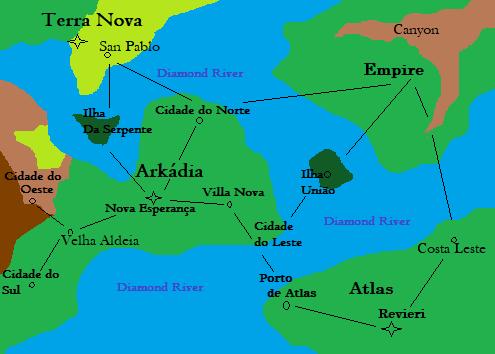 Arkádia - Age of Dragons (Sistema Próprio) - 6 Vagas. Mapa_a11