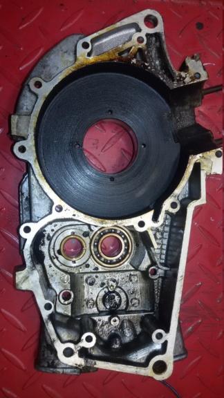 Remise en état moteur 125 TS 1410