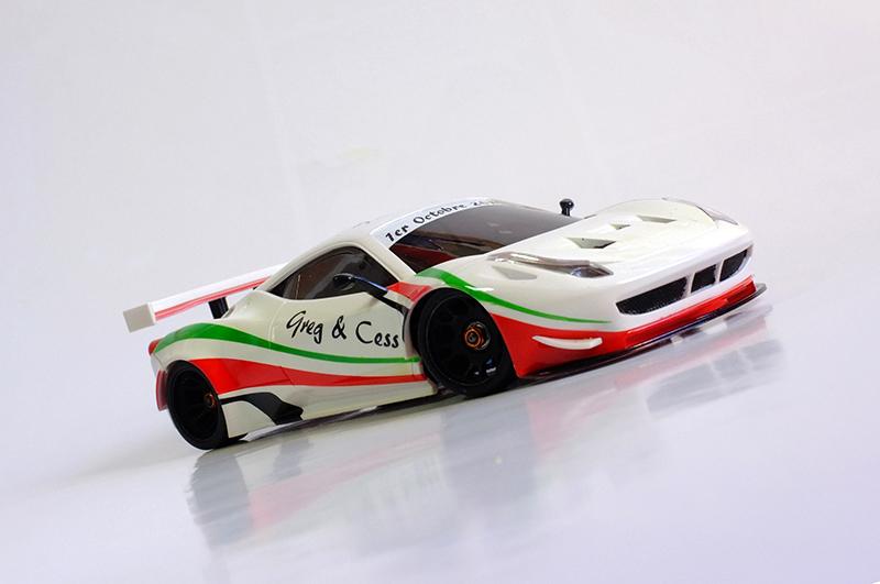 """Ferrari F458 """"Just Married"""" 00111"""