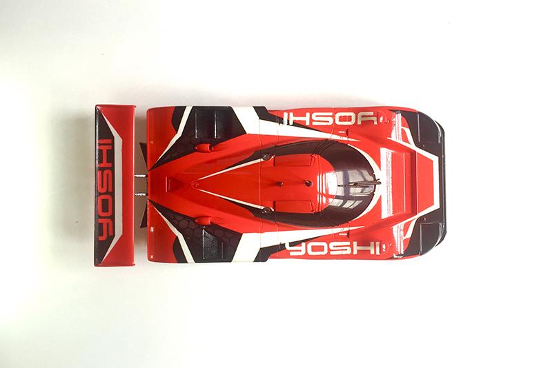 """Mazda 787 """"Yoshi"""" 01210"""