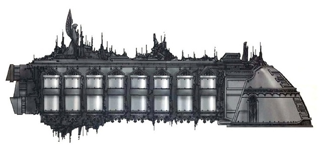 Composition de la Flotte de la Dynastie Calpurnï Univer10