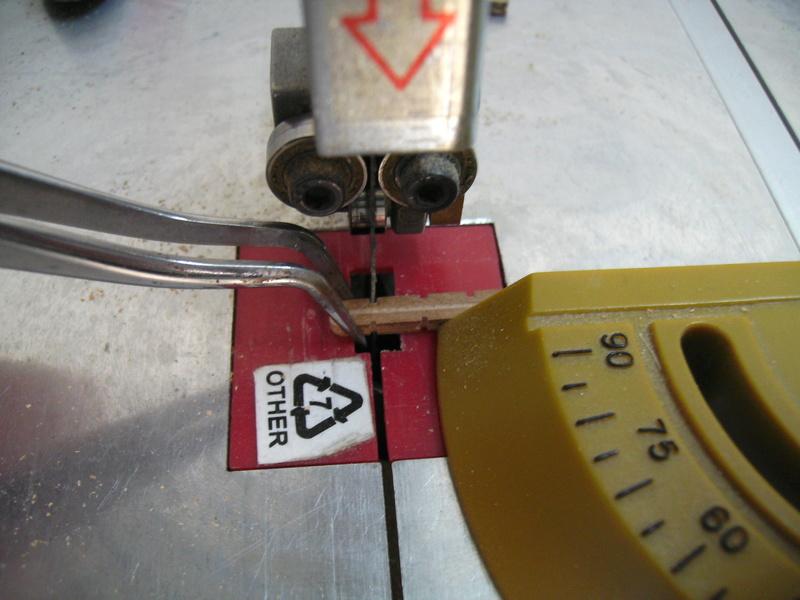BISQUINE au 1/40 Kit Billing Boats modifié Xavero - Page 9 Bild0455
