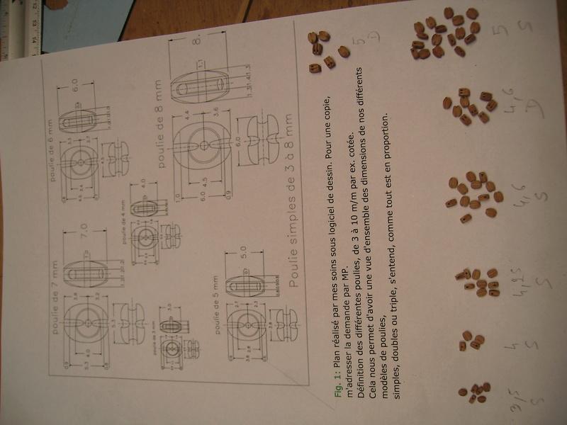 BISQUINE au 1/40 Kit Billing Boats modifié Xavero - Page 9 Bild0460