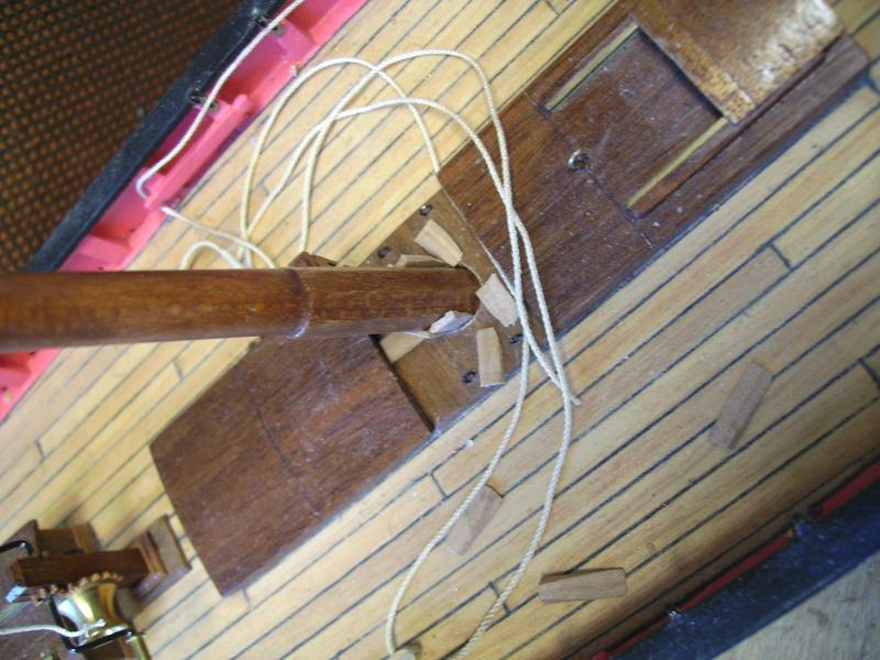 BISQUINE au 1/40 Kit Billing Boats modifié Xavero - Page 9 Mat00111