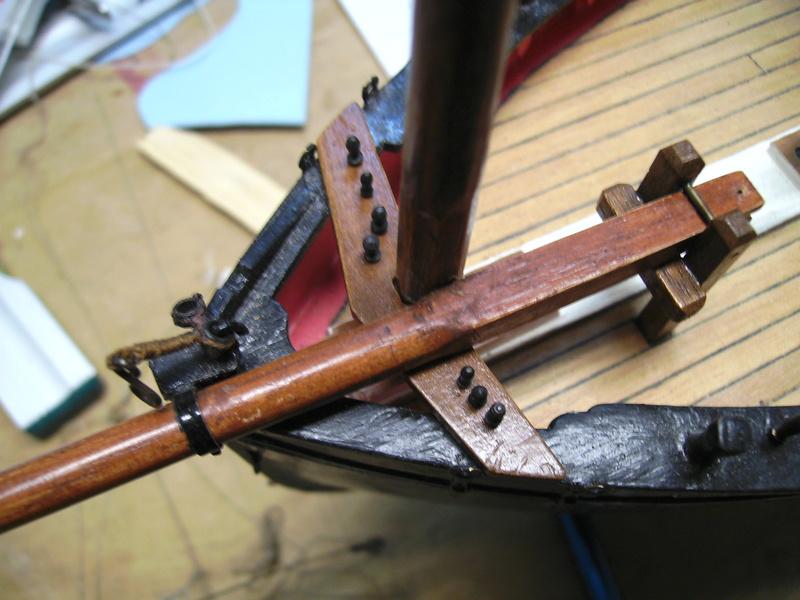 BISQUINE au 1/40 Kit Billing Boats modifié Xavero - Page 9 Mat00211