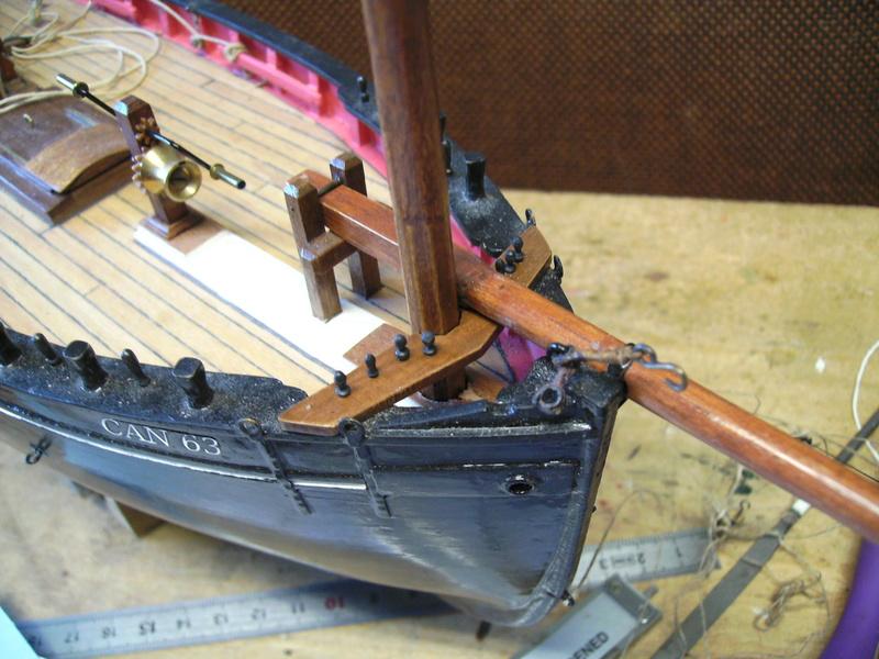 BISQUINE au 1/40 Kit Billing Boats modifié Xavero - Page 9 Mat00212