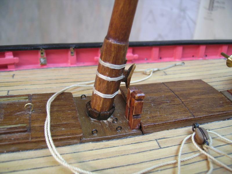 BISQUINE au 1/40 Kit Billing Boats modifié Xavero - Page 9 Mat00214
