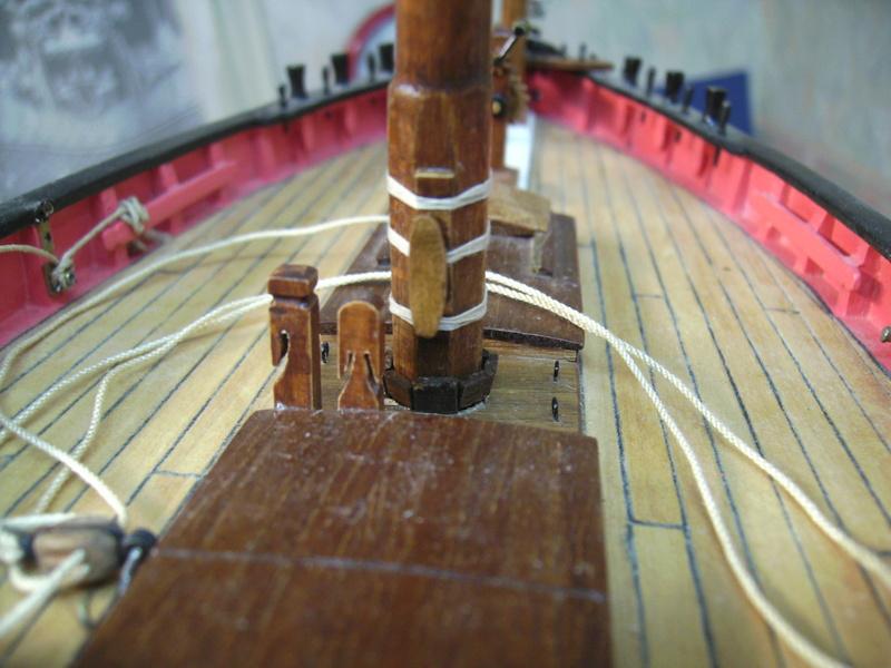 BISQUINE au 1/40 Kit Billing Boats modifié Xavero - Page 9 Mat02210