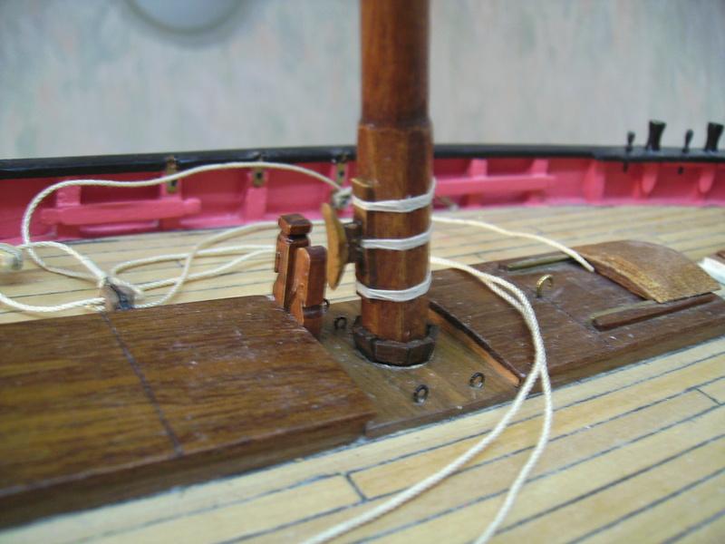 BISQUINE au 1/40 Kit Billing Boats modifié Xavero - Page 9 Mat02310
