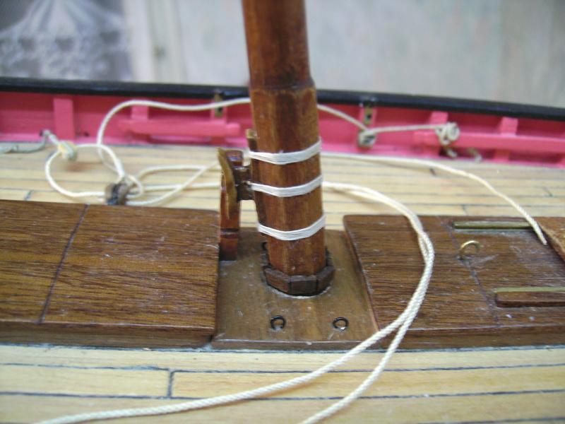 BISQUINE au 1/40 Kit Billing Boats modifié Xavero - Page 9 Mat02410