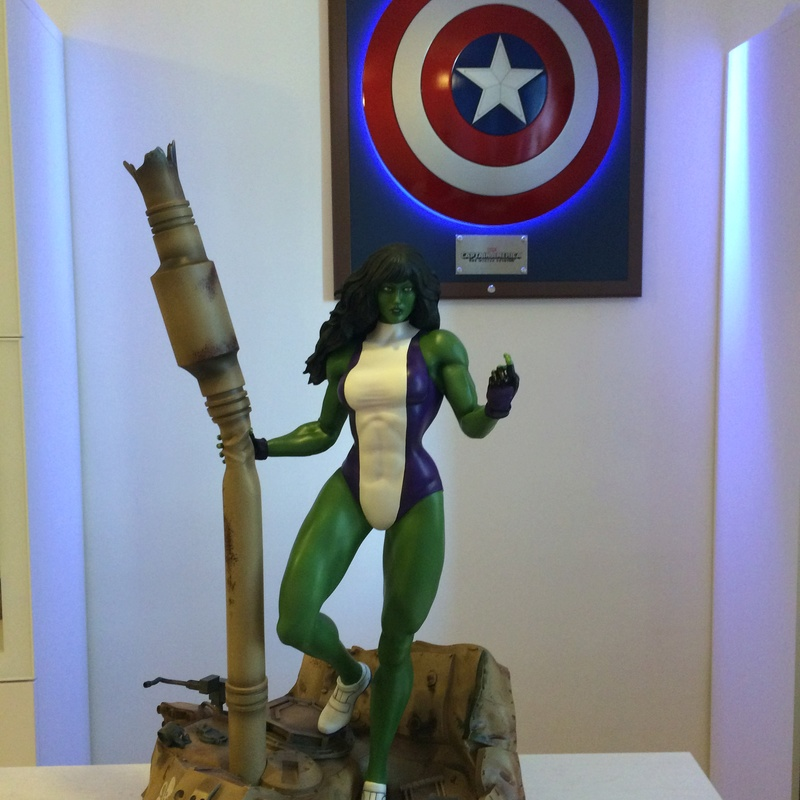 collection marvel2017 : arrivee dr doom hcg wolverine pf spiderman hot toys - Page 4 Img_5213