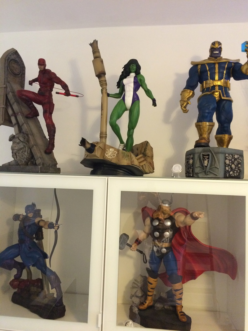 collection marvel2017 : arrivee dr doom hcg wolverine pf spiderman hot toys - Page 4 Img_5218