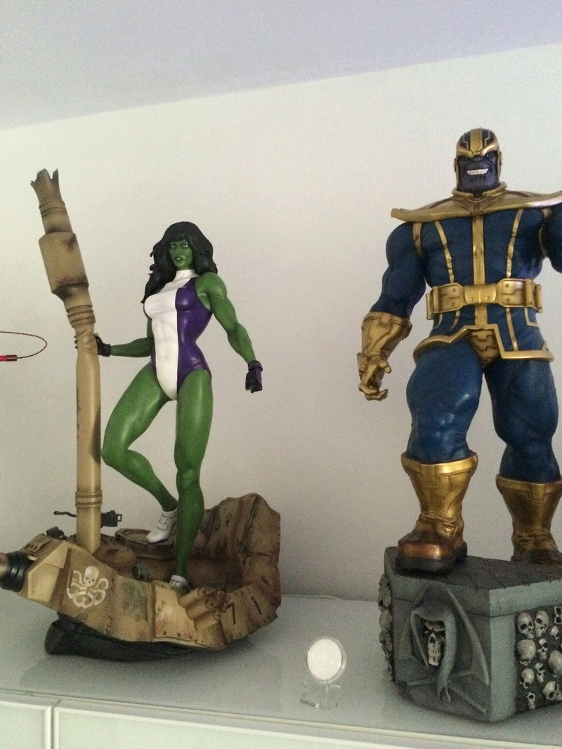 collection marvel2017 : arrivee dr doom hcg wolverine pf spiderman hot toys - Page 4 Img_5219