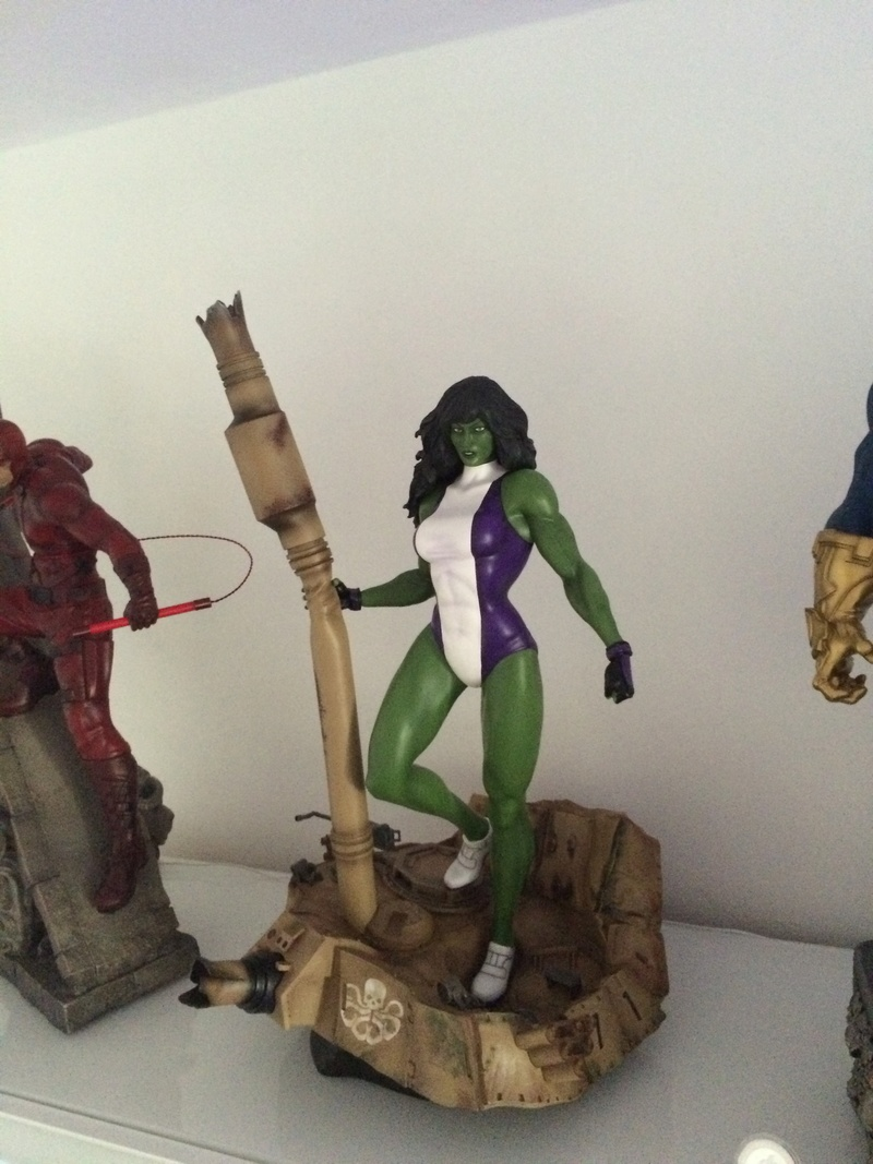 collection marvel2017 : arrivee dr doom hcg wolverine pf spiderman hot toys - Page 4 Img_5220