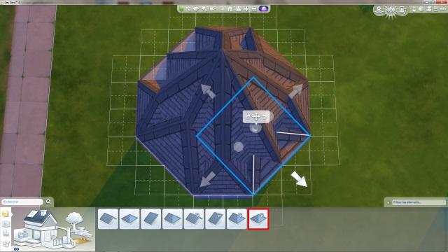 [Apprenti] Construction de toits: les toits côniques Post_415