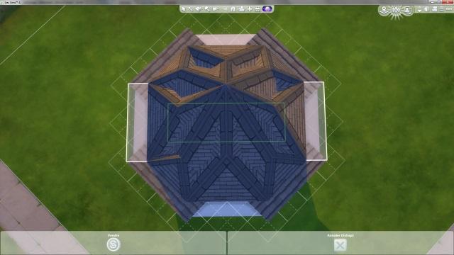 [Apprenti] Construction de toits: les toits côniques Post_612