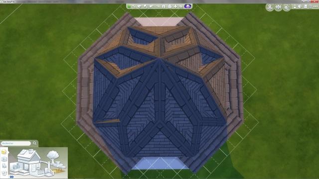 [Apprenti] Construction de toits: les toits côniques Post_613