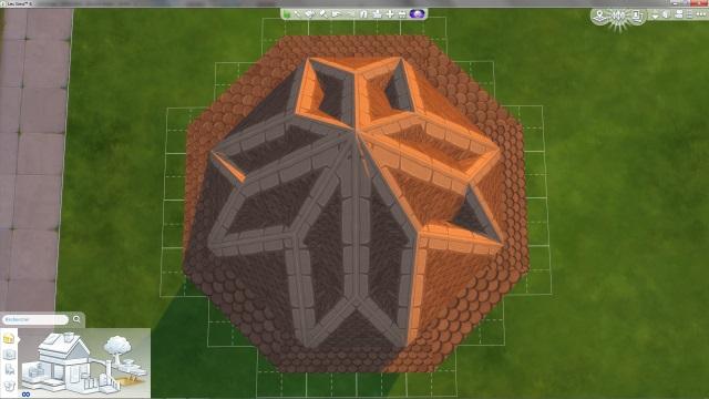 [Apprenti] Construction de toits: les toits côniques Post_614
