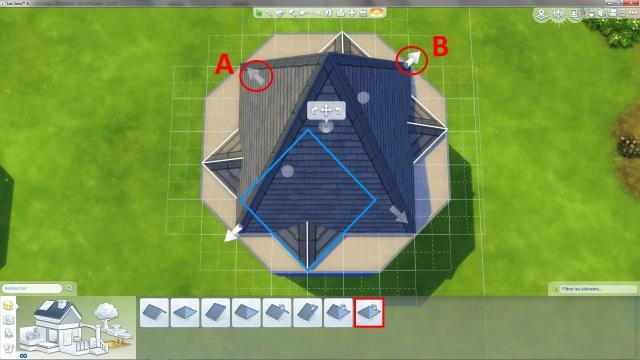 [Apprenti] Construction de toits: les toits côniques Post_713