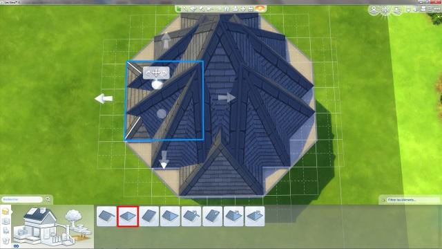 [Apprenti] Construction de toits: les toits côniques Post_814
