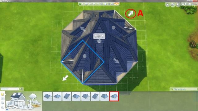 [Apprenti] Construction de toits: les toits côniques Post_911