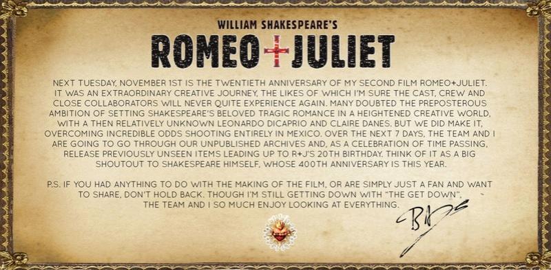 Romeo + Juliette de Baz Lurhmann (1996) - Page 2 Cvuc9t10