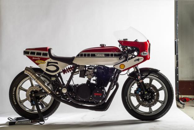 """Mon """"PROTO"""" pour la saison 2017. Yamaha10"""