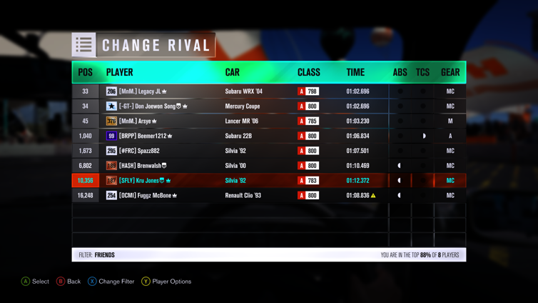 (FH3) North Plains Scramble (Circuit) (RESULTS UP) S13t110