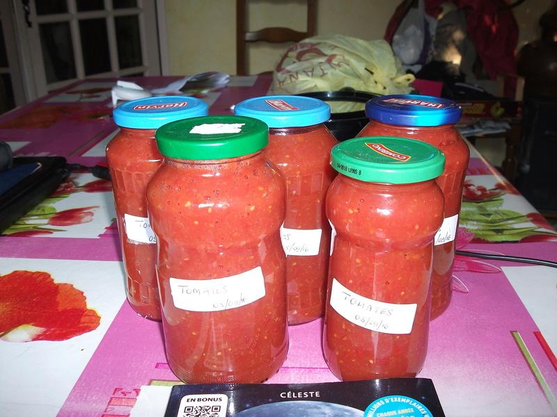 Il faut bien manger .... Tomate10