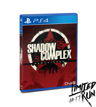 Le mini-test d'Eraclés : SHADOW COMPLEX  (ps4) Shadow10