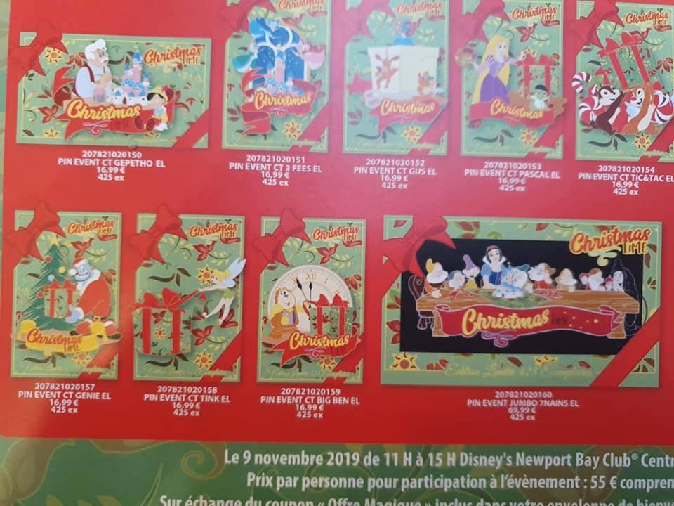 Le Pin Trading à Disneyland Paris - Page 7 73086410