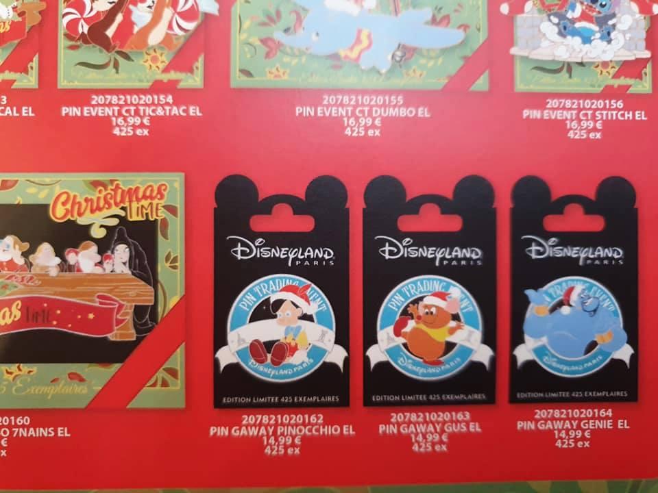 Le Pin Trading à Disneyland Paris - Page 7 74173210