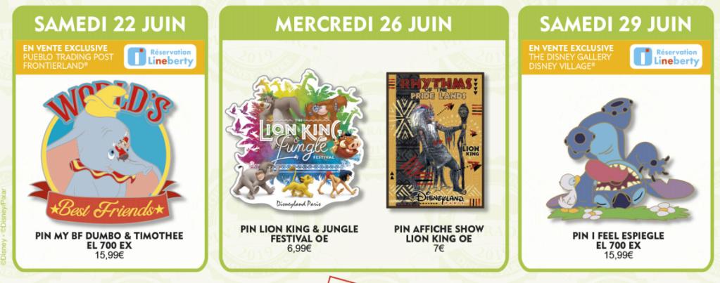 Le Pin Trading à Disneyland Paris - Page 2 C10