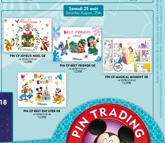 Le Pin Trading à Disneyland Paris - Page 22 Rr10