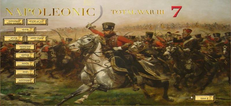 Napoléonic III mod Napoléon Total War 1028