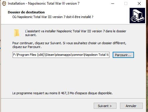Napoléonic III mod Napoléon Total War 610