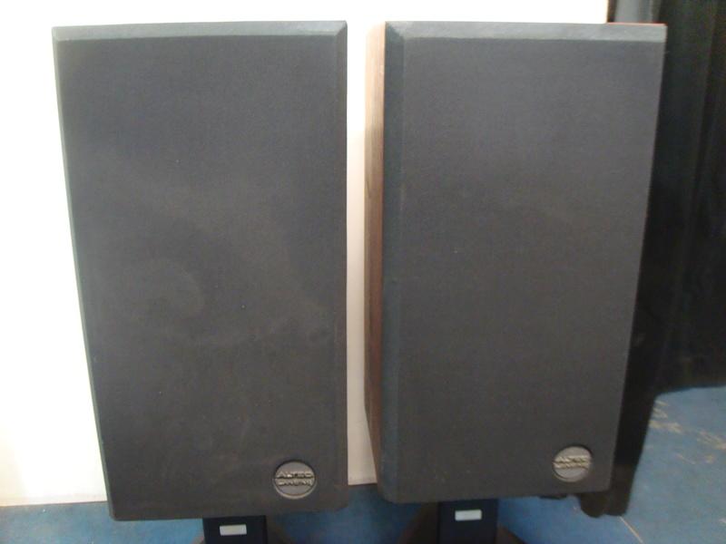 ALTEC LANSING model three speaker (SOLD) Dsc03710