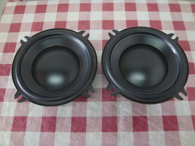 Morel speaker(sold) Dsc03915