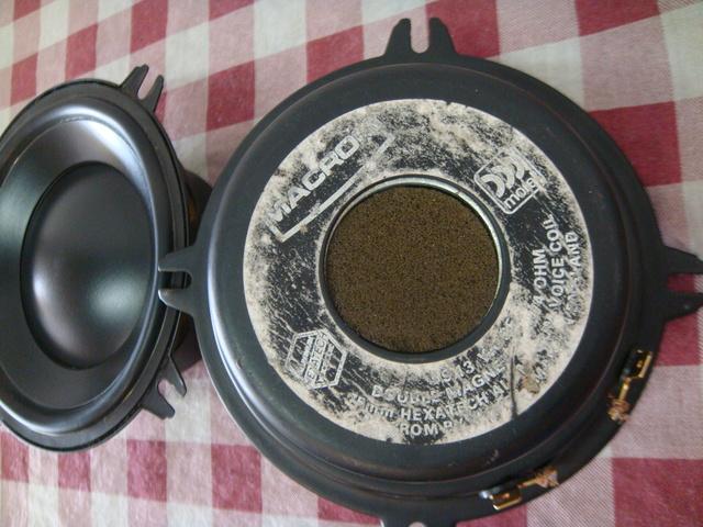 Morel speaker(sold) Dsc03916