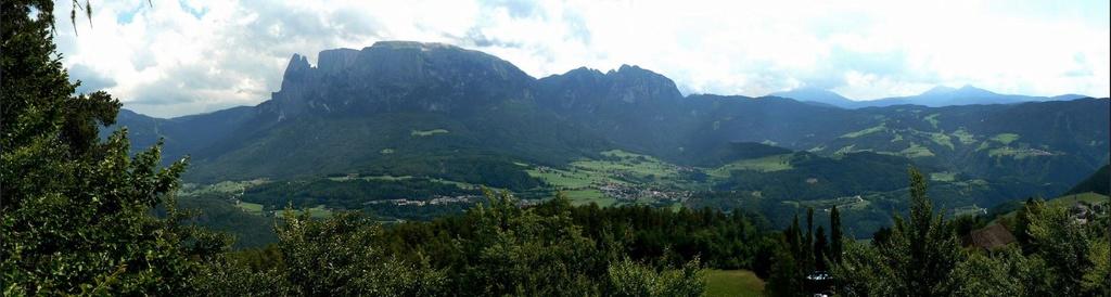 Le Dolomites depuis Collalbo  Scilar10