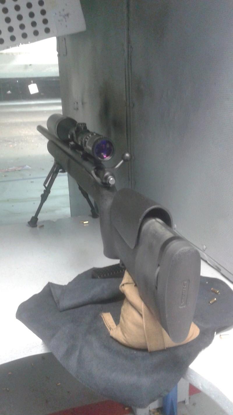 Projet Remington 40X rimfire terminé (pour l'instant)!!! 20161014