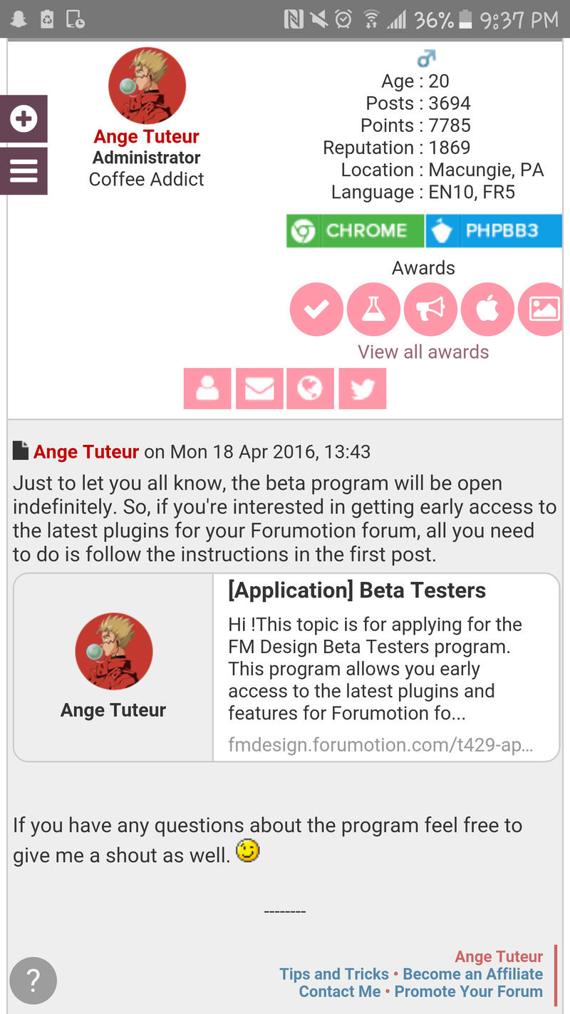[Application] Beta Testers - Page 3 Screen14