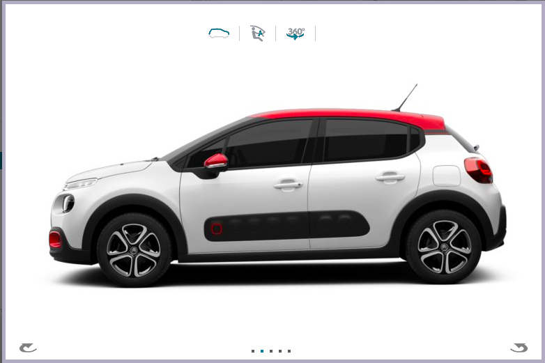 2016 - [Citroën] C3 III [B618] Captur10