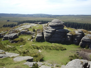 Vacances à Dartmoor National Park Dsc05913