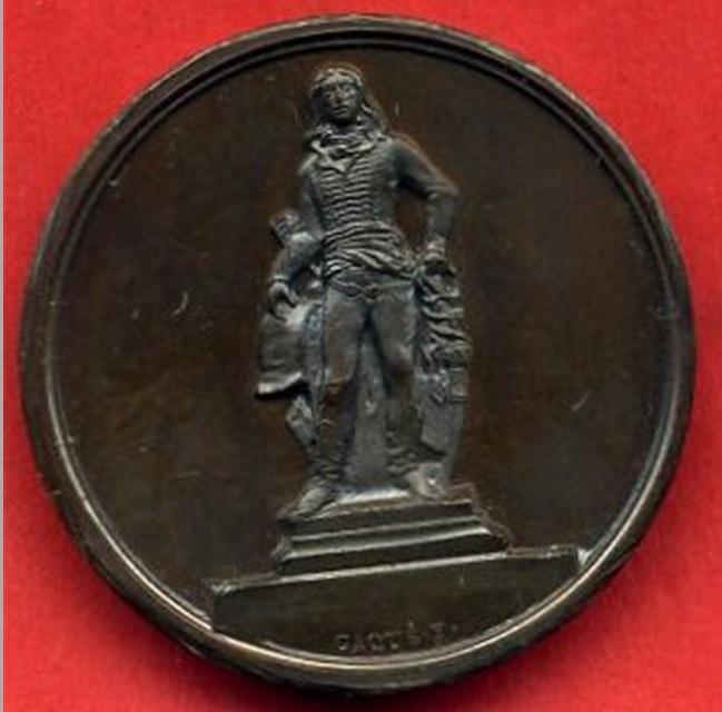 La statue du général Marceau à Chartres 176_0010