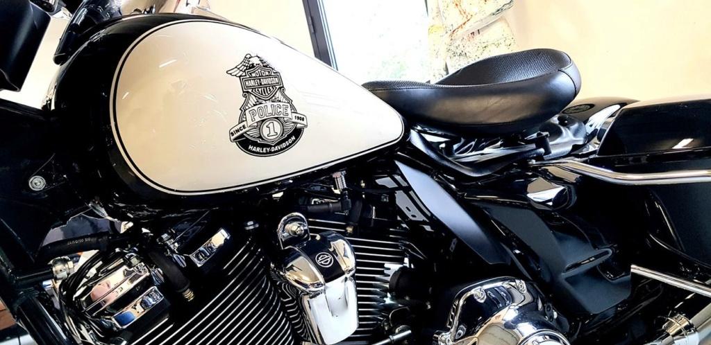 Electra POLICE M8 107 2019 FLHP 61801610