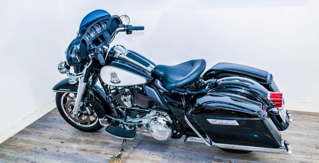 Electra POLICE M8 107 2019 FLHP 62126410